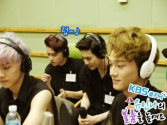 Trying to Concentrate- Suho