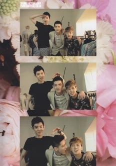 Chanyeol, Kris, & Baekhyun