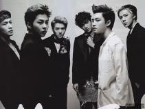 Lay, Xiumin, Luhan, Kai, D.O., & Sehun