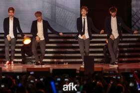 Baekhyun, Kai, Chen, & Tao