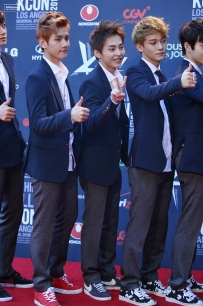 Baekhyun, Xiumin & Chen