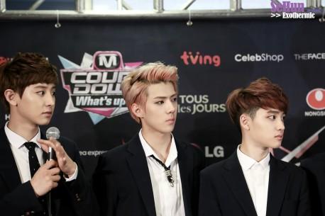 Chanyeol, Sehun & D.O. (2)