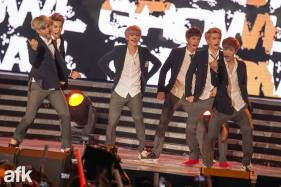 Kai, Kris, Luhan, Chanyeol, Sehun & Lay