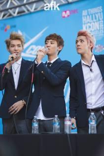 Kris, Chanyeol & Sehun (2)