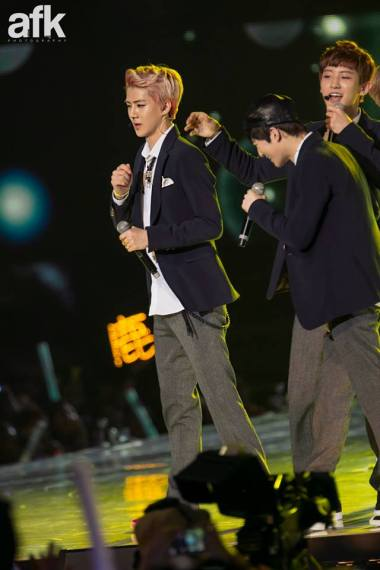 Sehun, Suho & Chanyeol