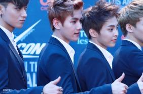 Tao, Baekhyun & Xiumin