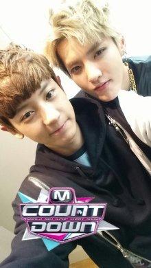 Chanyeol & Kris