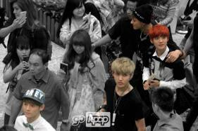 Chen, Kris, Luhan & Tao