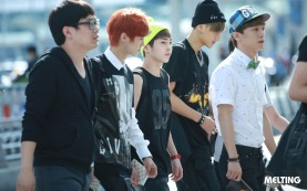 Chen, Tao, Xiumin & Luhan