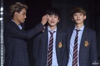 Kai, Suho & Chen