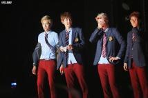 Kris, Chanyeol, Sehun & Kyungsoo