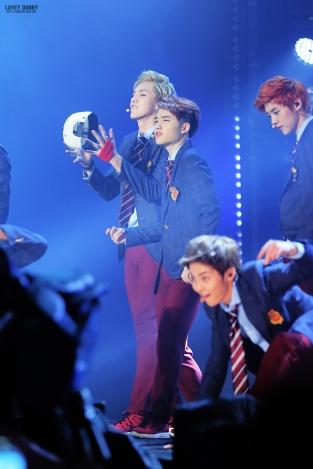 Kris, Kyungsoo & Luhan