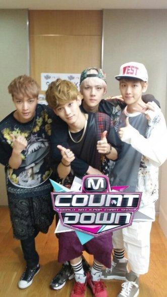Lay, Chen, Sehun & Baekhyun