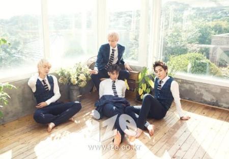 Luhan, Sehun, Tao & Xiumin
