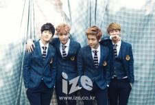 Suho, Yixing, Baekhyun & Chen