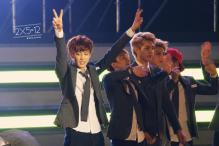 Chanyeol, Chen, Kris, & Tao