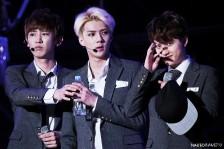 Chanyeol, Suho & D.O.