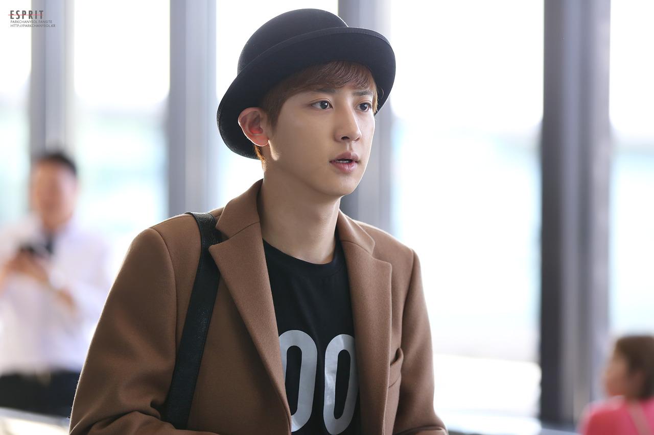Fashion week hong kong 2017 - Airports Chanyeol And Exo On Pinterest