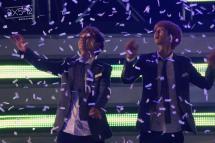 Chen & Luhan in Confetti