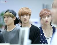 Chen, Luhan & Yixing