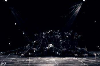 EXO Performing Growl