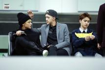Tao, Sehun & D.O.
