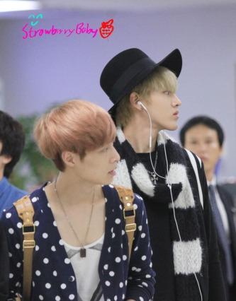 Yixing & Kris