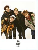 D.O., Kai, Sehun & Baekhyun
