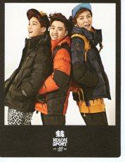 Kai, D.O. & Chanyeol