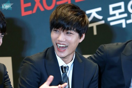kai laughing