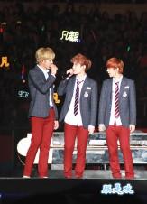 Kris, Lay & Luhan