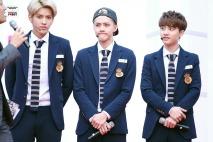 Kris, Sehun & D.O.