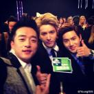 Kris, Suho & Young