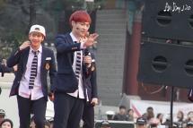 Yixing & Baekhyun
