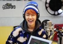 Baekhyun all Smiles