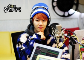 Baekhyun Contemplating