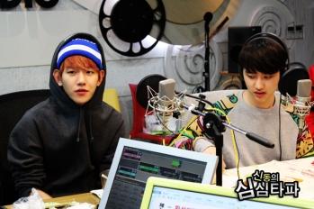 Baekhyun & D.O. (2)
