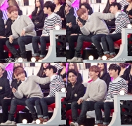 Baekhyun & D.O. Having Fun