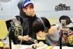 Baekhyun & D.O. Sharing food
