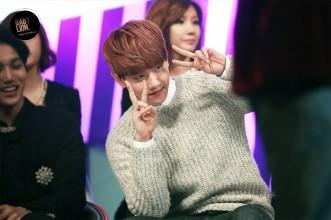 Baekhyun in a Sweater