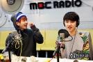 Baekhyun Laughing and D.O. Shocked