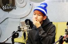 Baekhyun Staring Off