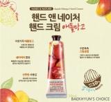 Baekhyun's Choice: Apple Mango
