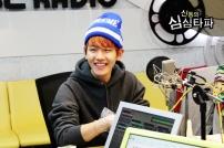 Baekyun about to laugh