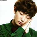 Chanyeol Asleep