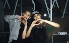 Chanyeol & Kai Hearts