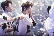 Chanyeol & Luhan_Growl