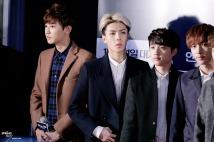 Chanyeol, Sehun, Kyungsoo, Yixing
