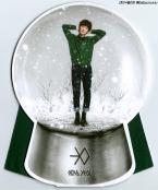 Chanyeol Snow Globe