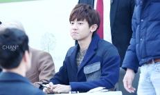 Chanyeol Waits